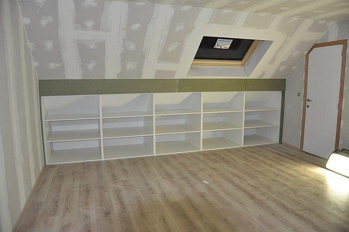 Kasten op maat benb meubles dachboden