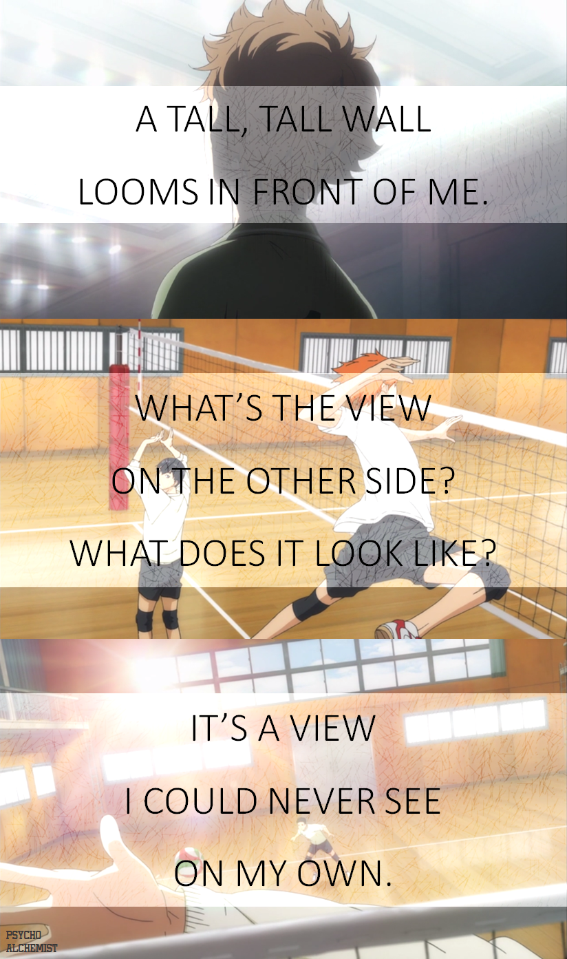 Haikyuu Quote Backgrounds For Laptop Google Search Haikyuu Citazioni Pallavolo