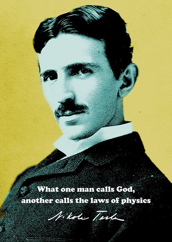 Printable Instant Download Poster Nikola Tesla Quote Art Print Wall Art Popular Quote Scientific Poster Educationa Nikola Tesla Quotes Tesla Quotes Tesla