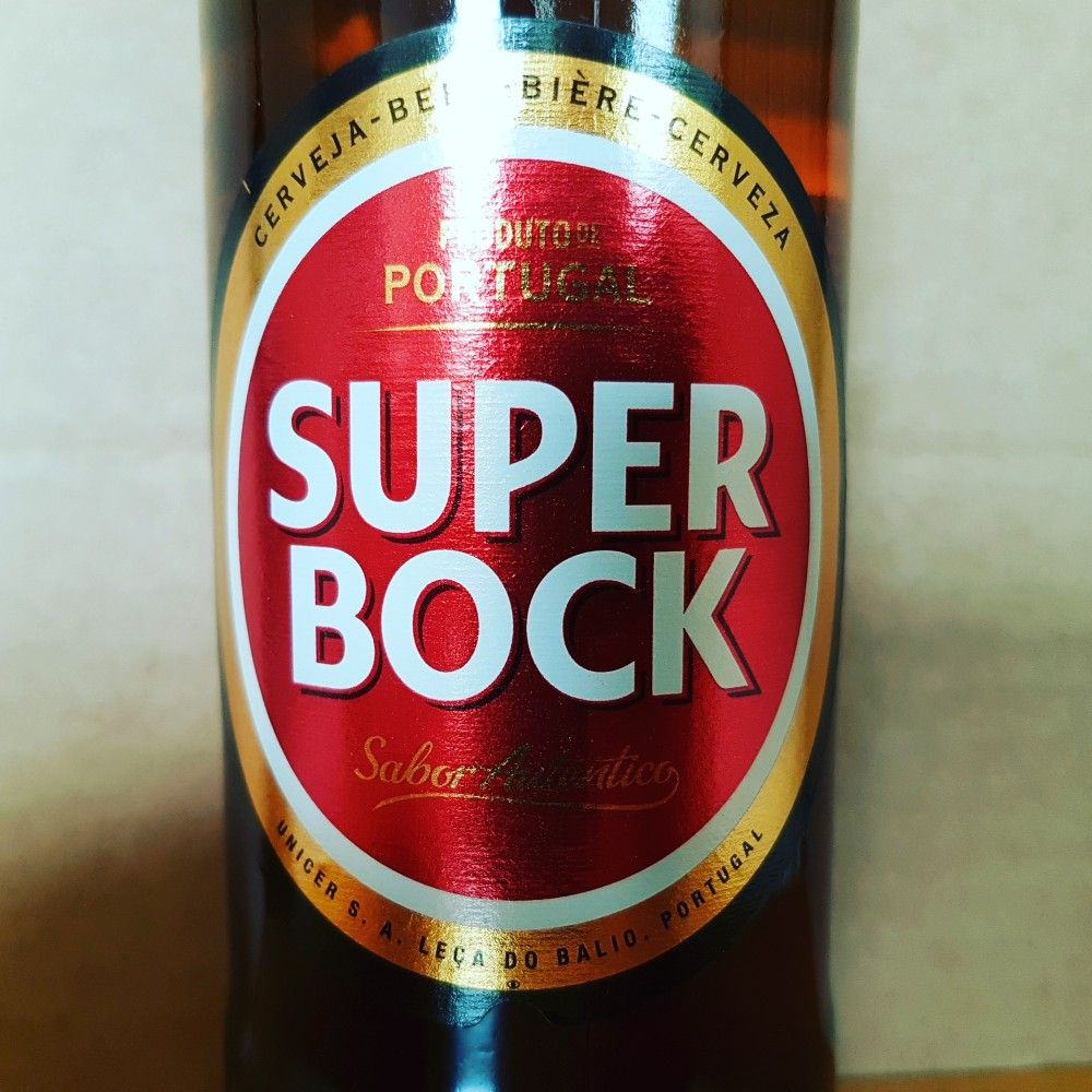 Super Bock By Unicer Bebidas Untappd Portugal Lager Beer