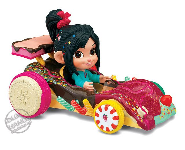 Wreck Ralph Vanellope Disney It Racer And Sugar Von Rush Cart zMLGUjqSVp