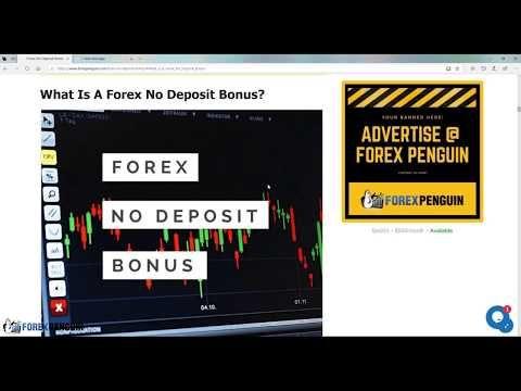 Best forex no deposit bonus 2020