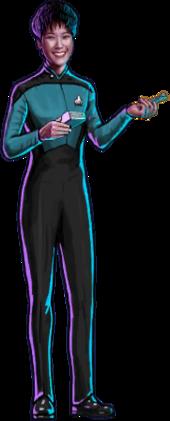 Ensign Ogawa
