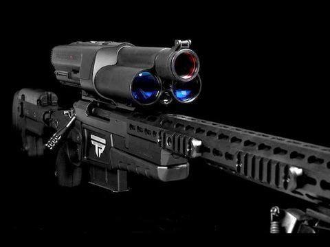 Real Human Aimbot - Smart Rifle Scope
