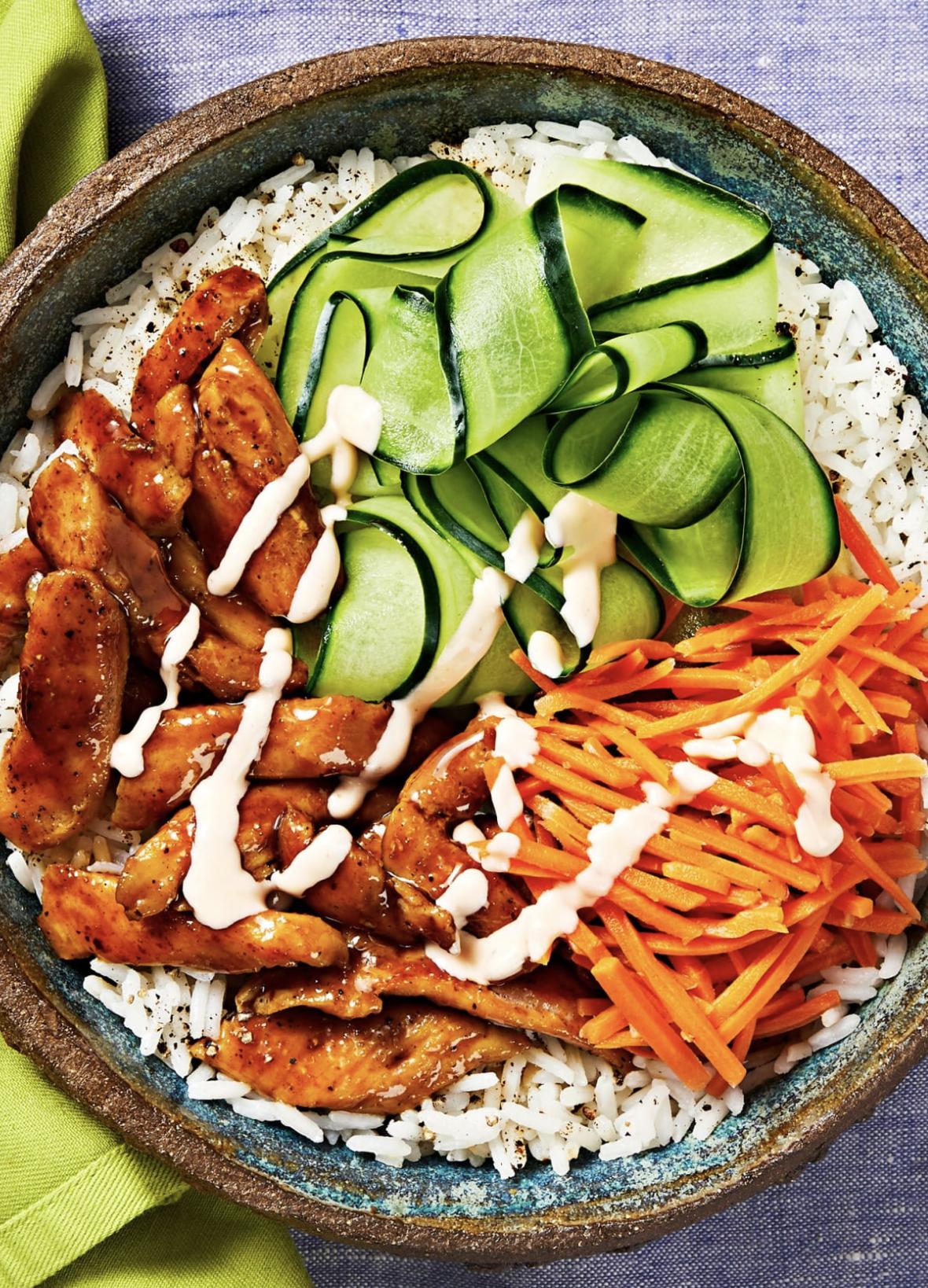 Chicken Bulgogi Bowl Recipe   HelloFresh   Recipe   Hello ...