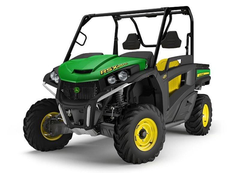 John Deere Recalls Gator Utility Vehicles Due to Fire Hazard | UTV