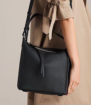 652985b68f Womens Kita Crossbody (Black) | Wishlist in 2019 | Black leather ...