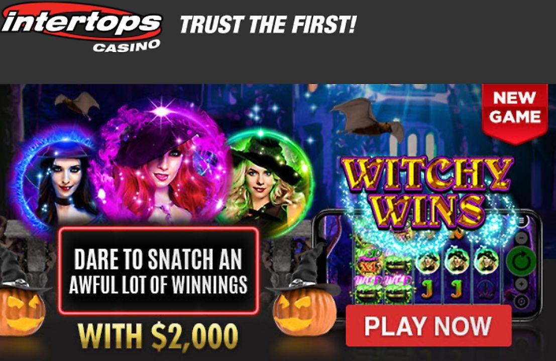 Intertops Casino Bonus Codes 2021