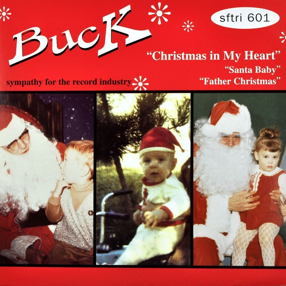 Buck Cub Lisa Marr Christmas In My Heart 7in Vinyl Record SFTRI 2000 ...