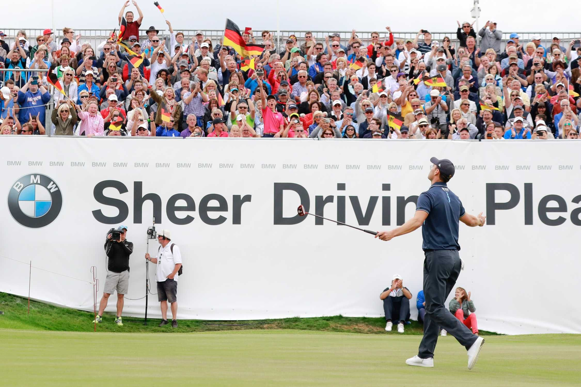 Bmw International Open 2019 Two Time Major Winner Local Favourite Kaymer And Defending Champion Wallace Are Coming Munich European Tour Shuttle Bus Service