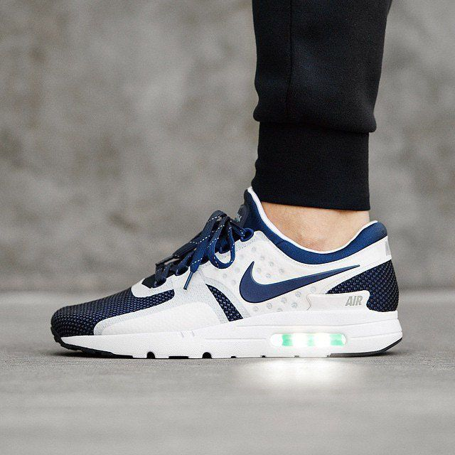 NIKE Air Max Zero | Nike fashion, Nike air max, Nike