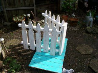 Hitch Cover Fence Cheap Idea If Using Pallets Or Recycled Fencing
