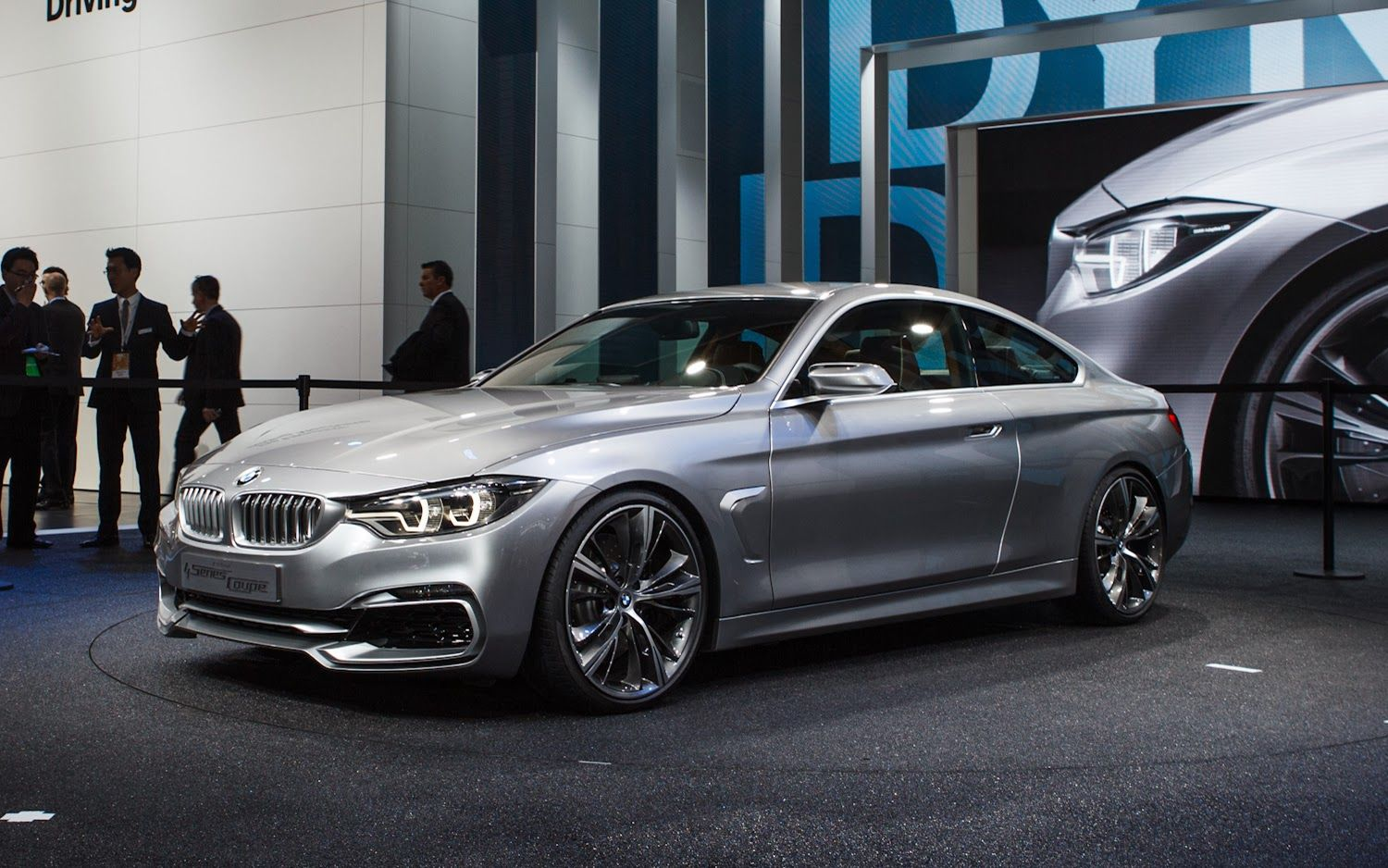 Bmw Coupe 4 Series 2014 With Images Bmw 4 Series Bmw Concept
