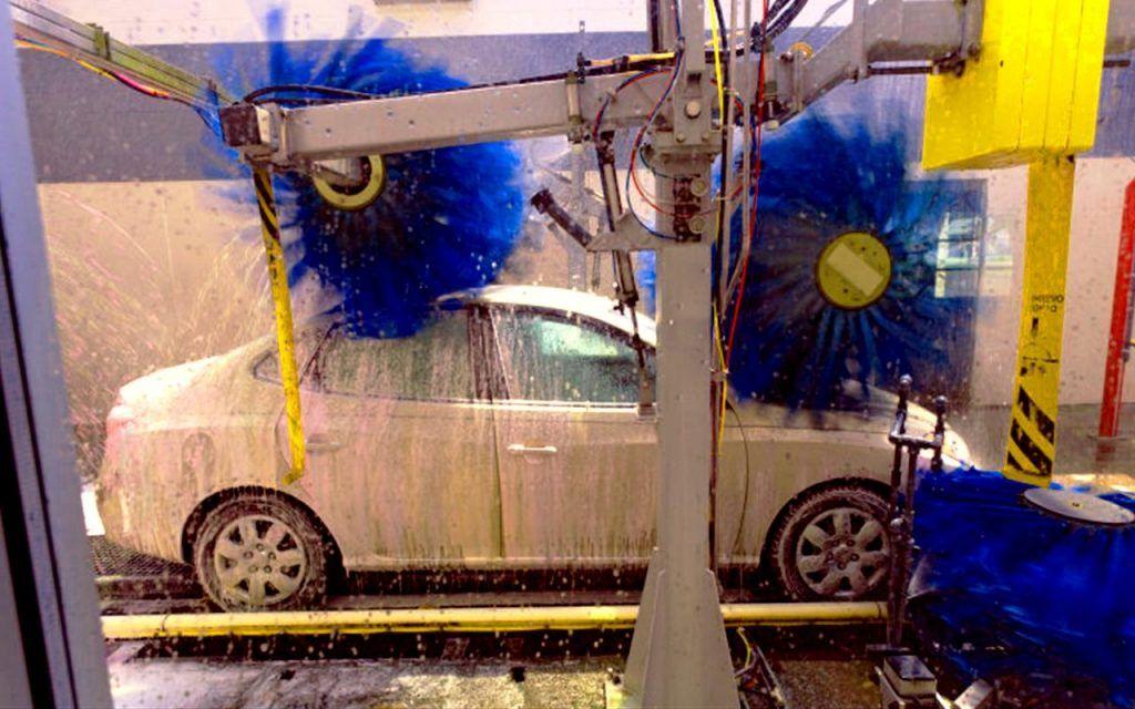 Pin on Car Wash