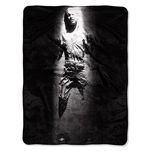 Star Wars Han Solo In Carbonite Fleece Throw Blanket 46 X 60 You Can Get Additional Details At The Image Link