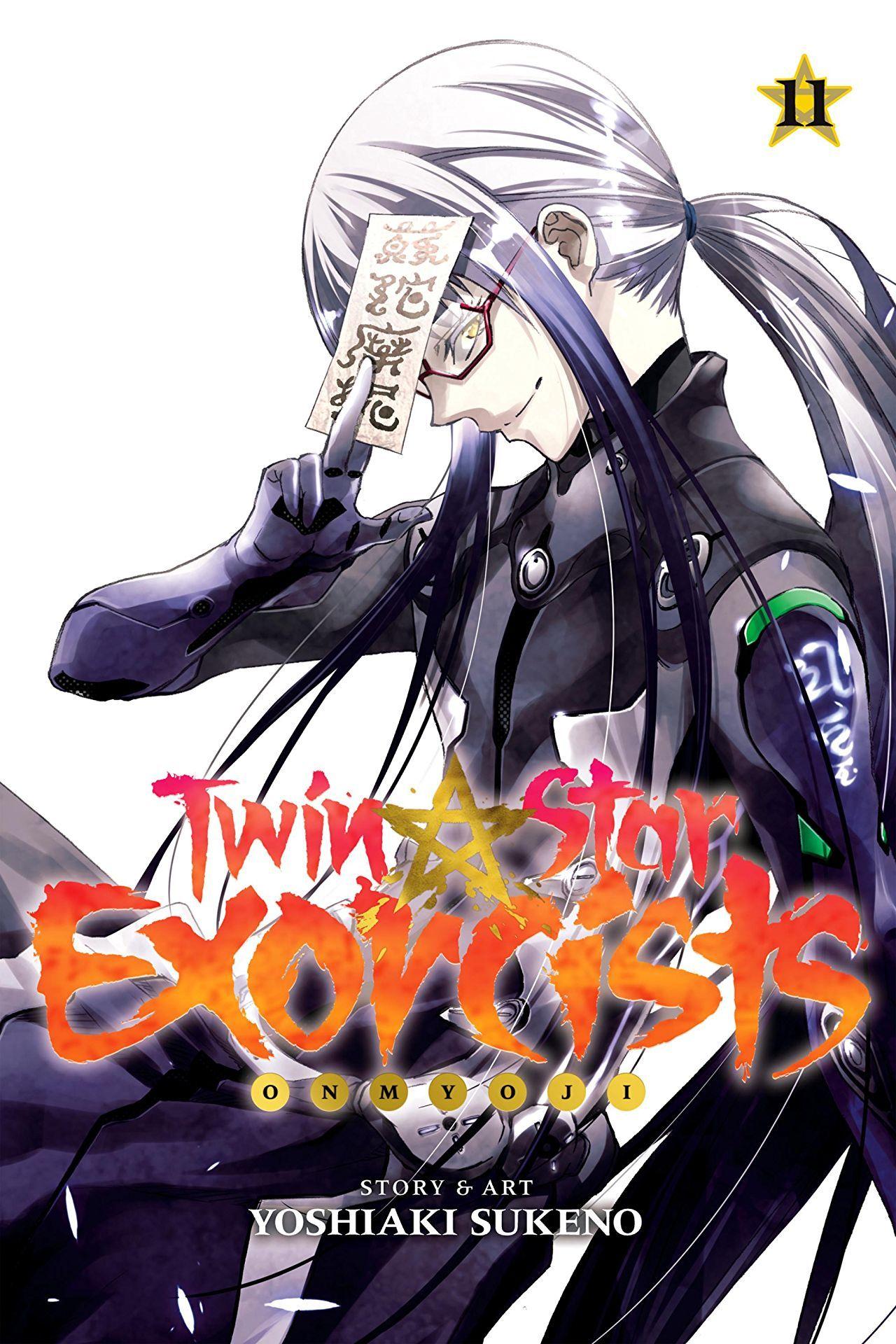 Twin Star Exorcists Vol 11 Viz TwinStarExorcists Release Date 1