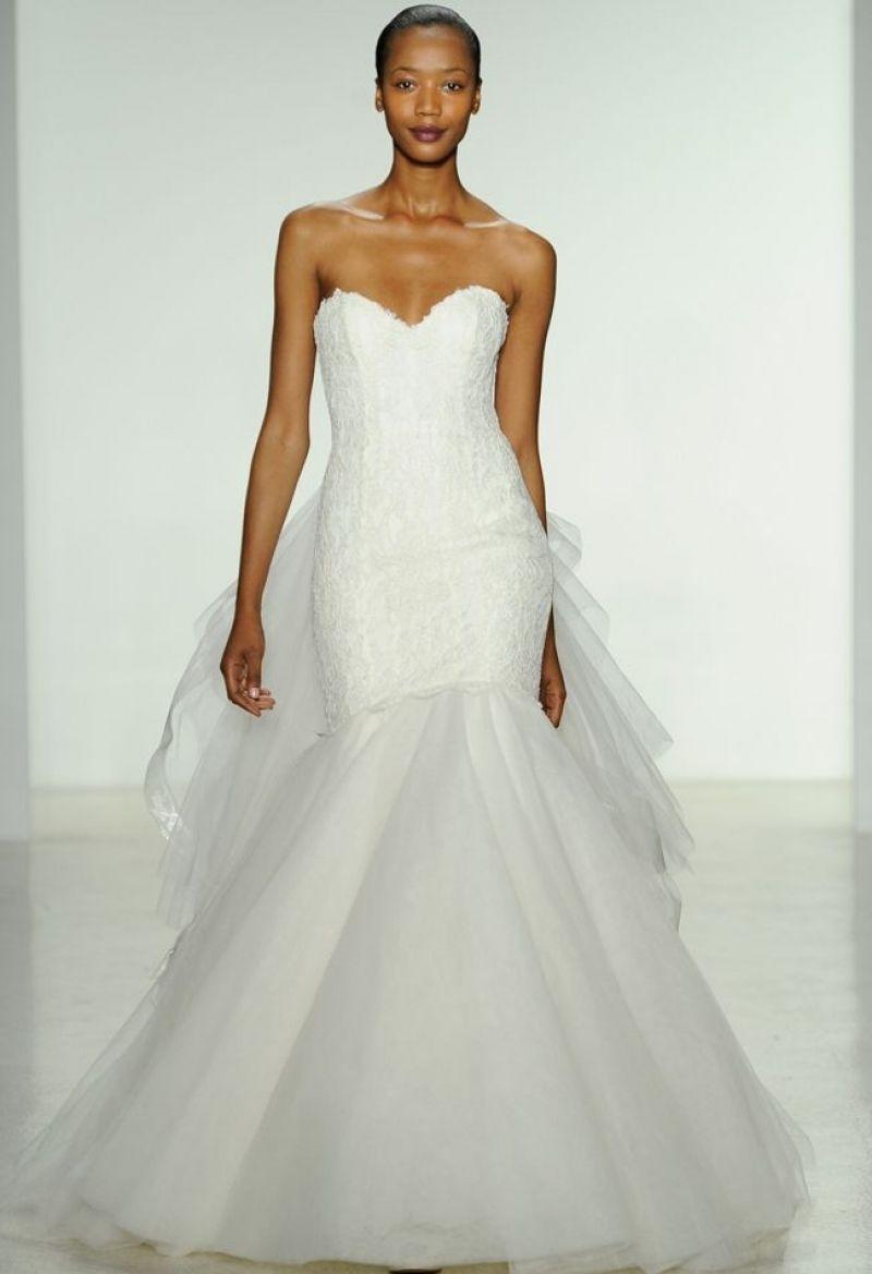 Amazing African American Wedding Dress Designers   African american ...
