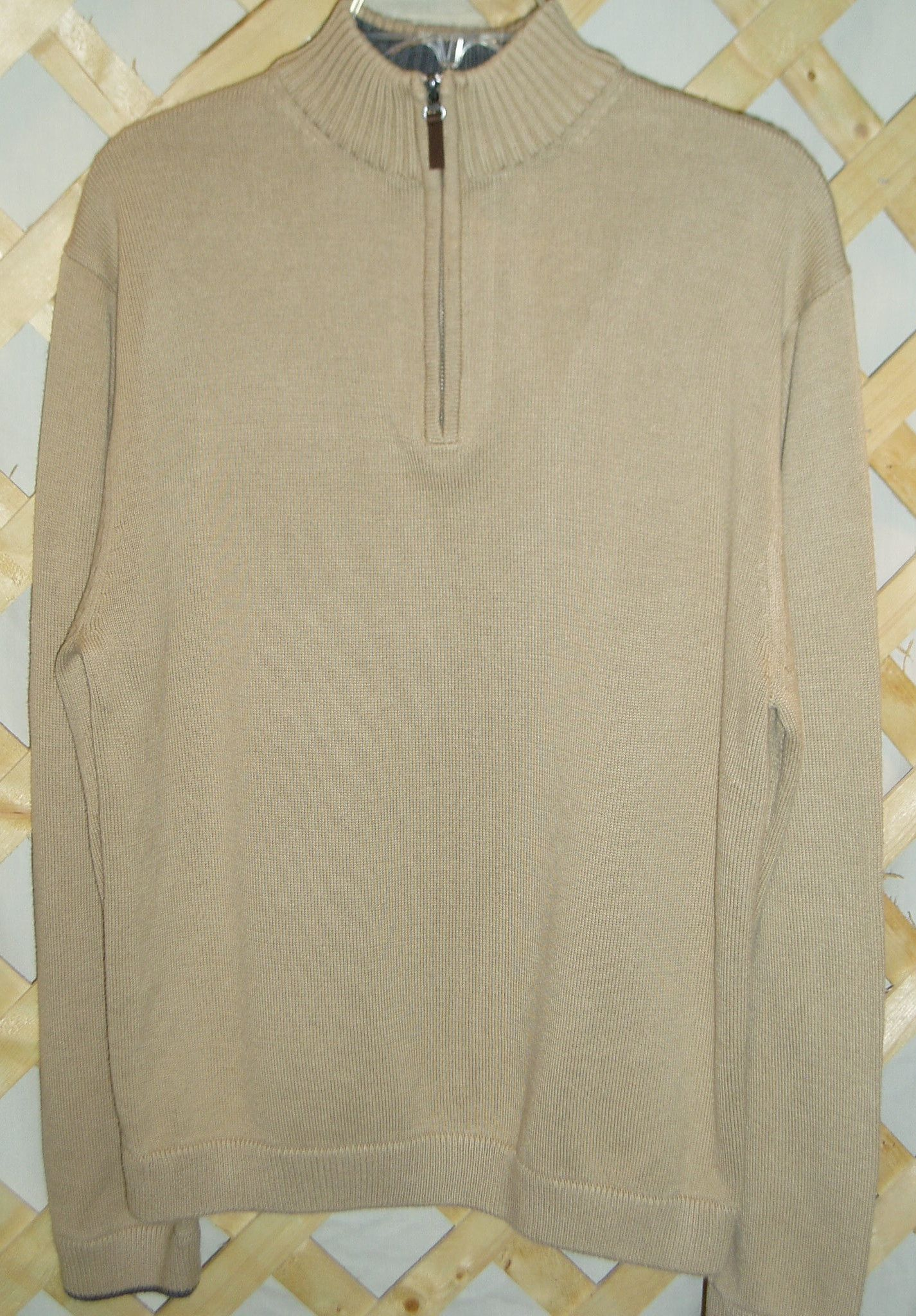 Tan Sweater for Men