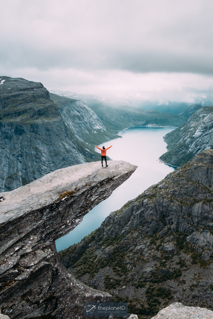Photo of Trolltunga – Trying Times at Norway's Most Famous Landmark
