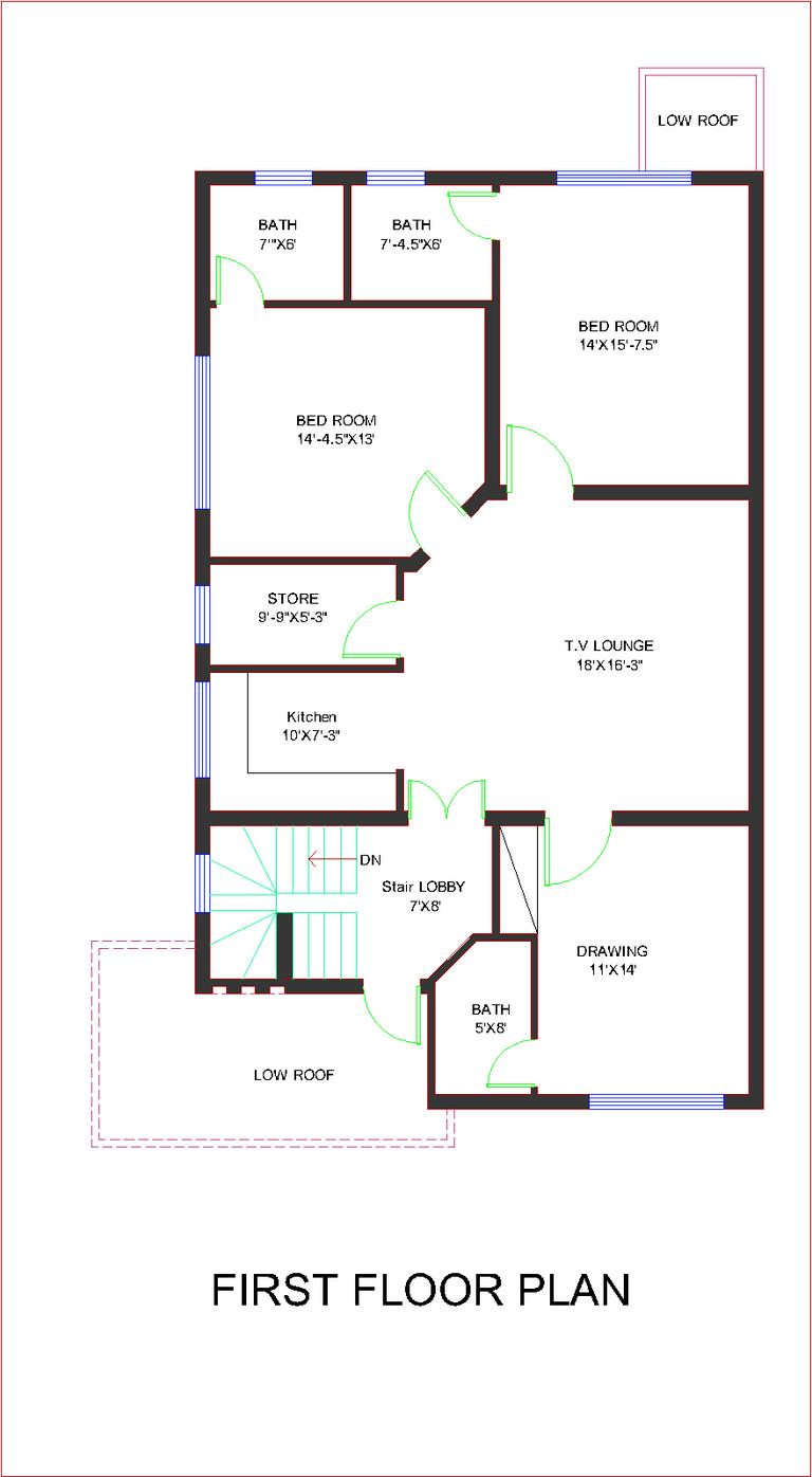 Marla House Plan In Pakistan Also Floorplan Pinterest And Rh Nz 10 Marla House Plan House Map Home Map Design
