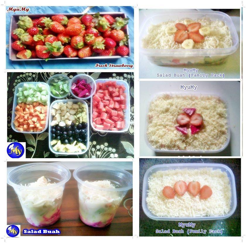 Resep Cara Membuat Saus Salad Buah Salad Buah Saus Salad Resep