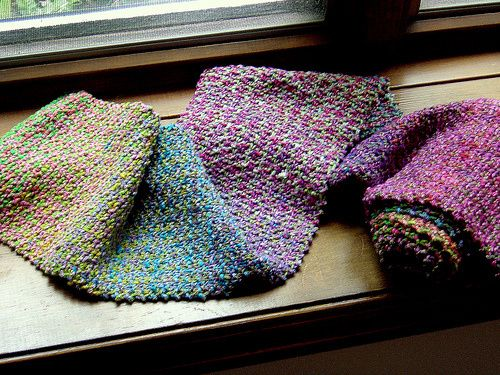 The Noro Slip Stitch Stripe Scarf Free Pattern Yarns And Scarves