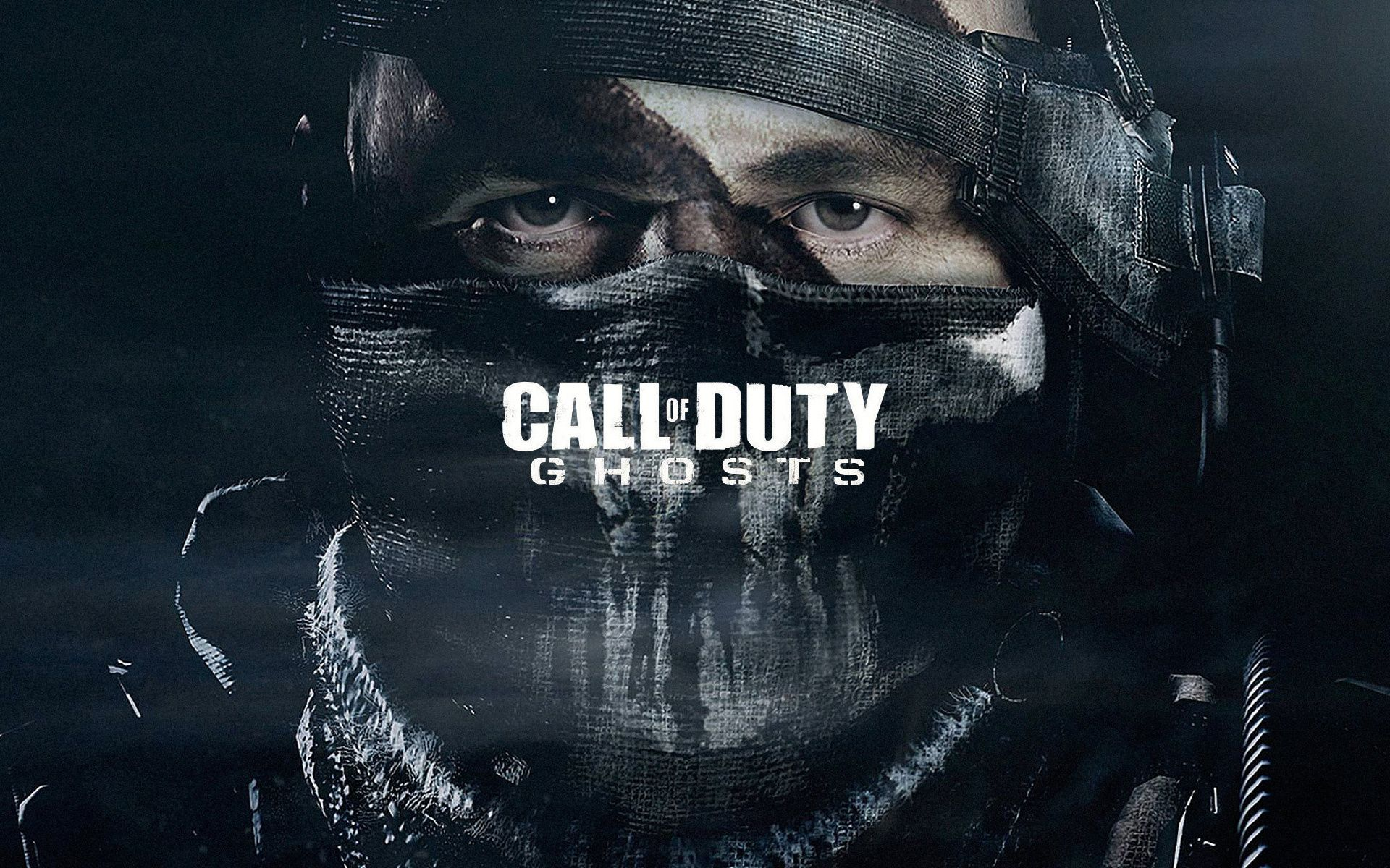 Call Of Duty Ghost Soldier HD Wallpaper - http://www.gbwallpapers ...
