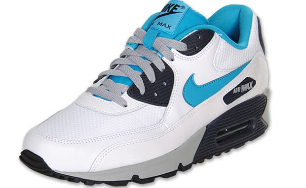 Nike Air Max 90 Essential WhiteNeon Turquoise | Upcoming