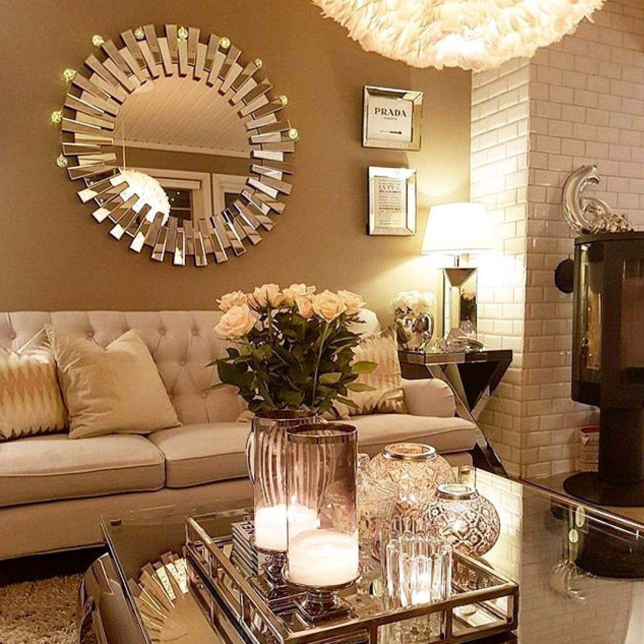 Pin by ♡ T. LAYNE ♡ on Dream Rooms | Rose gold room decor ...