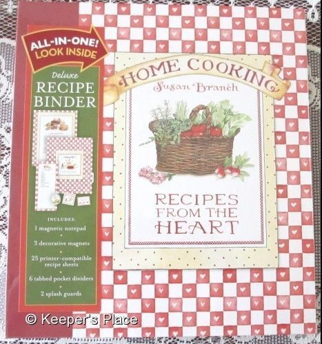 Susan Branch Home Cooking Recipes From The Heart Recipe