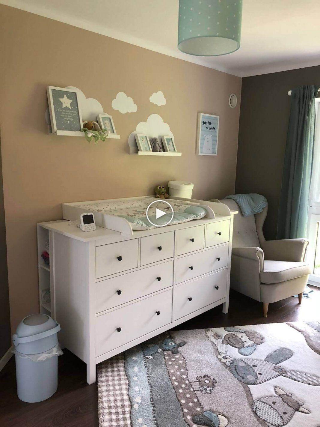 Babyzimmer Murs De Couleur Marron Et Beige Super Blanc Mbeln