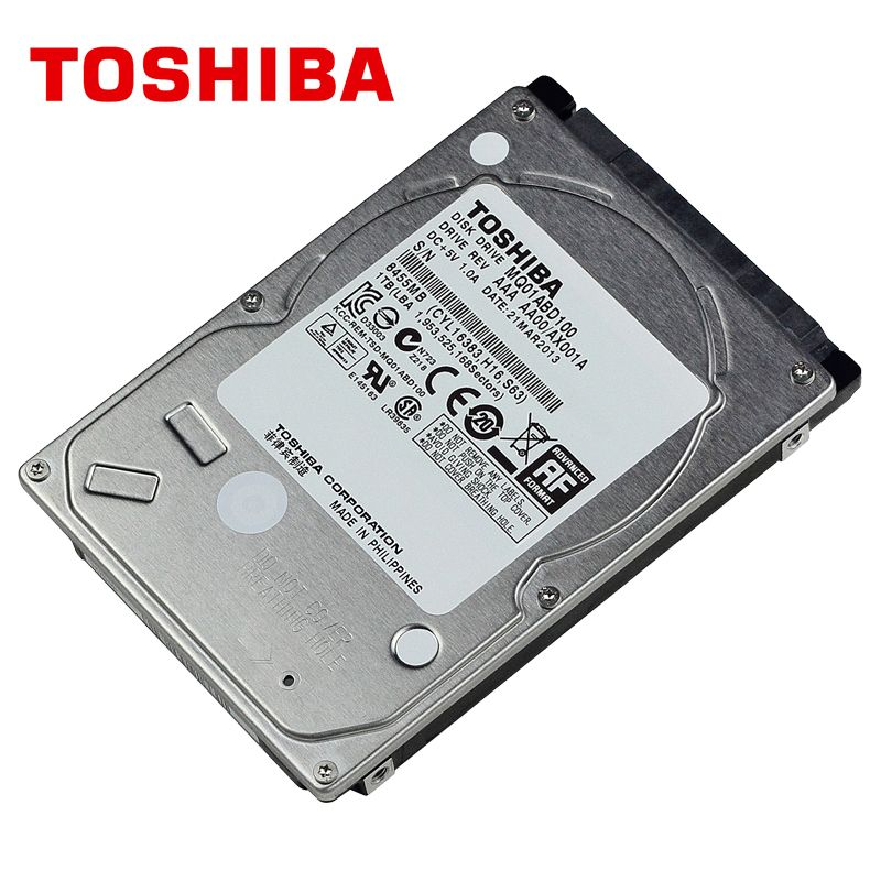 Toshiba Laptop 1tb Hard Drive Disk 1000gb 1000g Hdd Hd 2 5 5400rpm 8m Sata2 Original New For Notebook Laptop Toshiba Notebooks Online Hdd