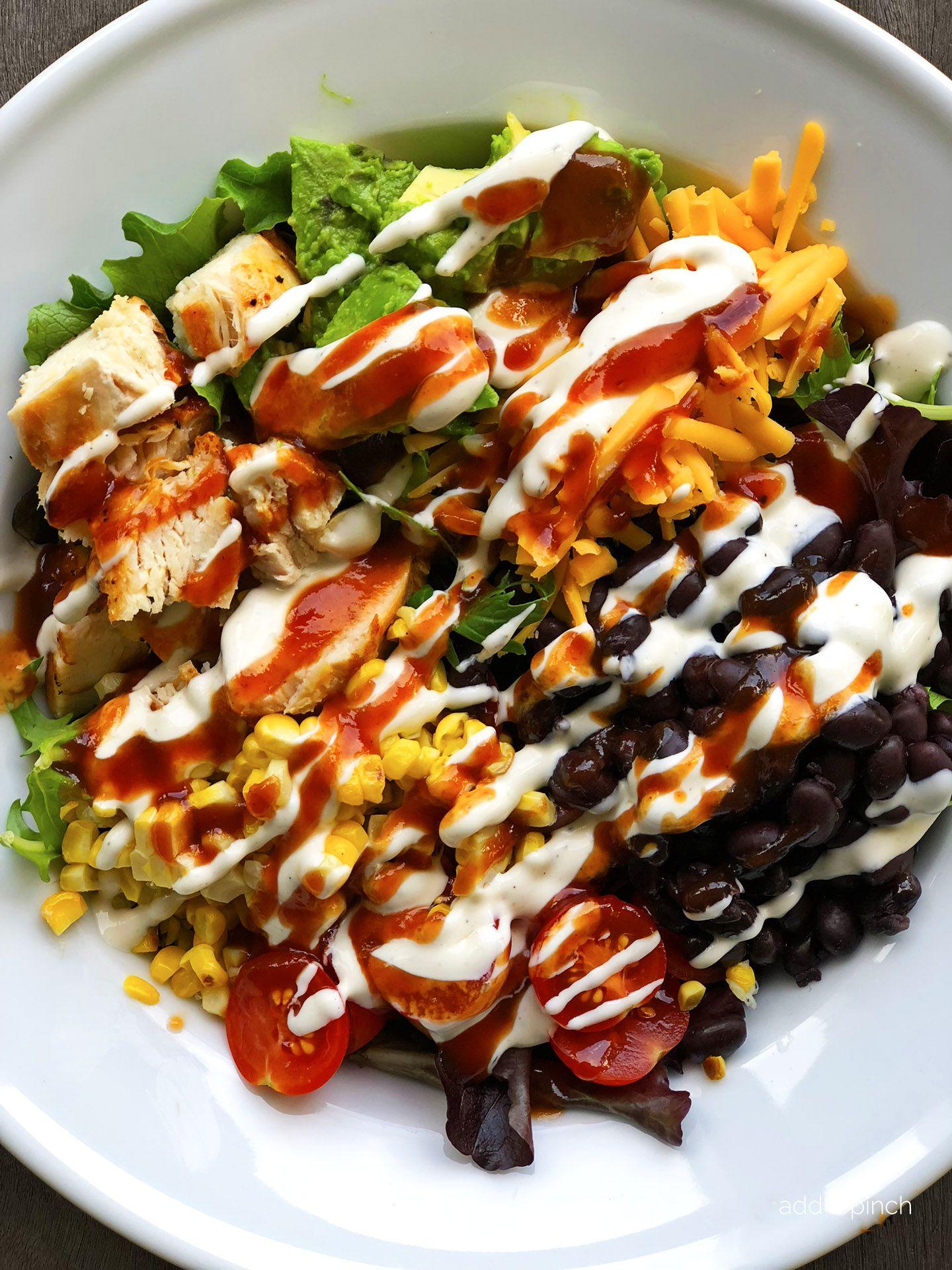 Chicken Salad Recipe Black
