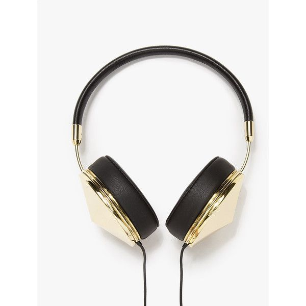 Frends Taylor Headphones ($200) ❤ liked on Polyvore