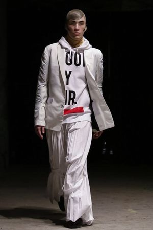 Hood by Air Ready To Wear Fall Winter 2015 New York - NOWFASHION