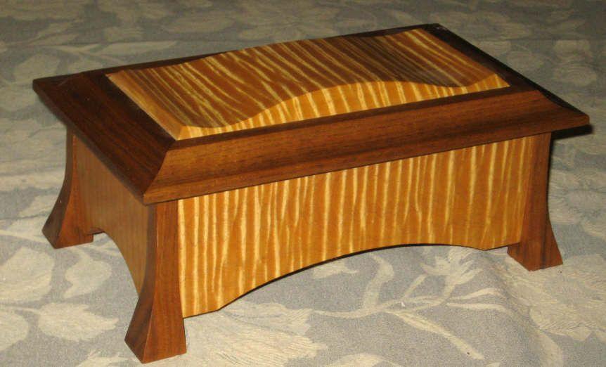 The original Japanese Box - by Ryan Shervill @ LumberJocks.com ~ woodworking community