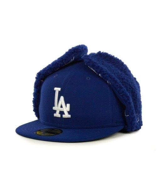 Dodger Hats Lids: New Era Los Angeles Dodgers Cityscape Dog Ear 59fifty Cap