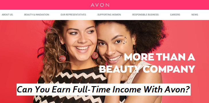 Is Avon A Pyramid Scheme Or Can You Earn A FullTime