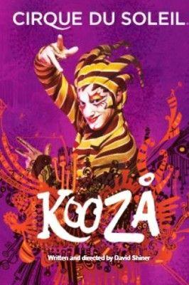 Kooza in Hartford, CT sur la chapiteau! C'est Magnifique!