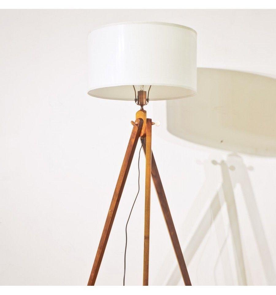lampadaire en bois scandinave lina luminaire au style scandinave wood - Luminaire Style Scandinave