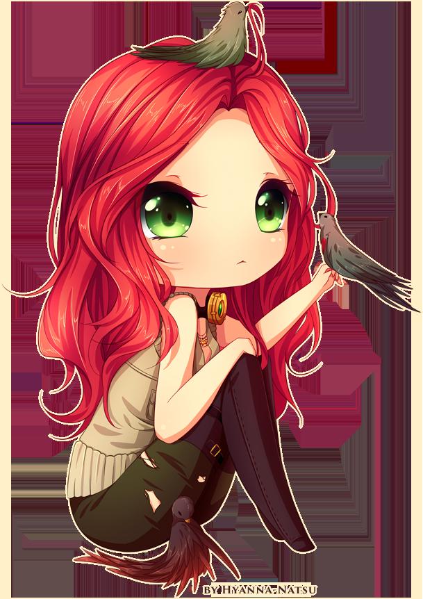 Cordelia - anime, chibi, girl - cute / kawaii | art ...