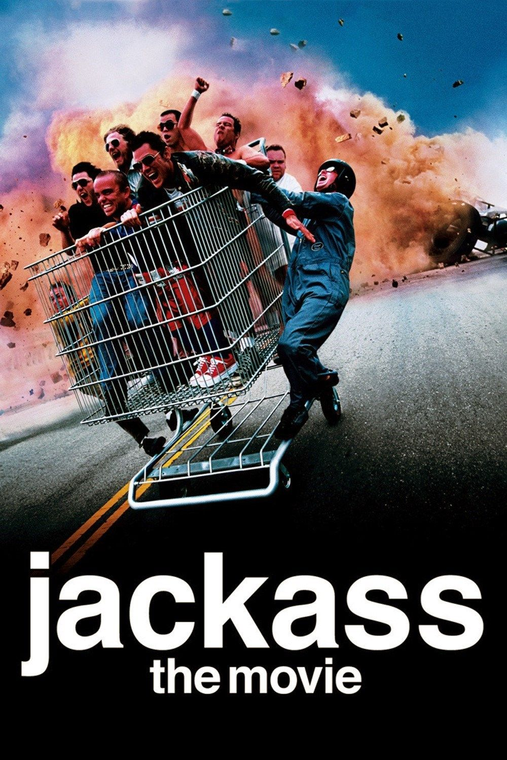 Home movies of jack ass