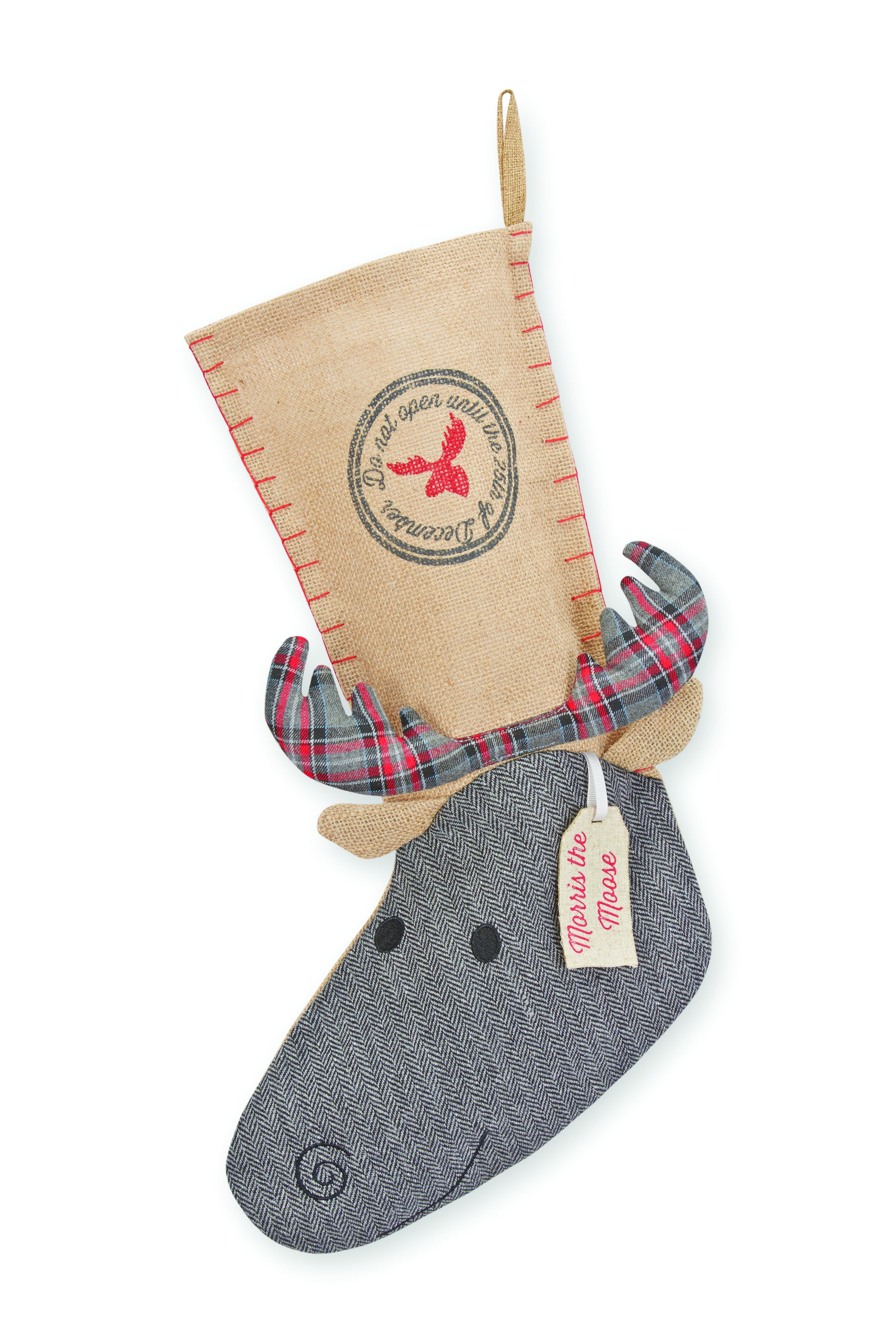 Moose stocking from Next
