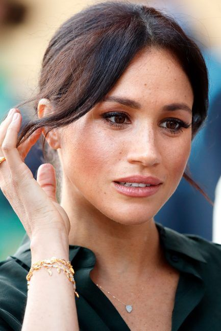 Meghan Markle Jewellery: The Duchess Of Sussex Is