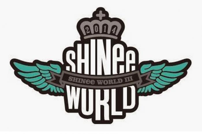 shinee world iii logo concert kpop logos pinterest