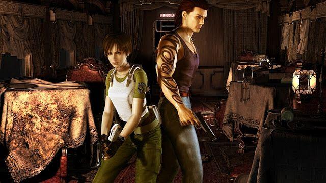 Resident Evil 0 Remastered Gets A Trailer Resident Evil