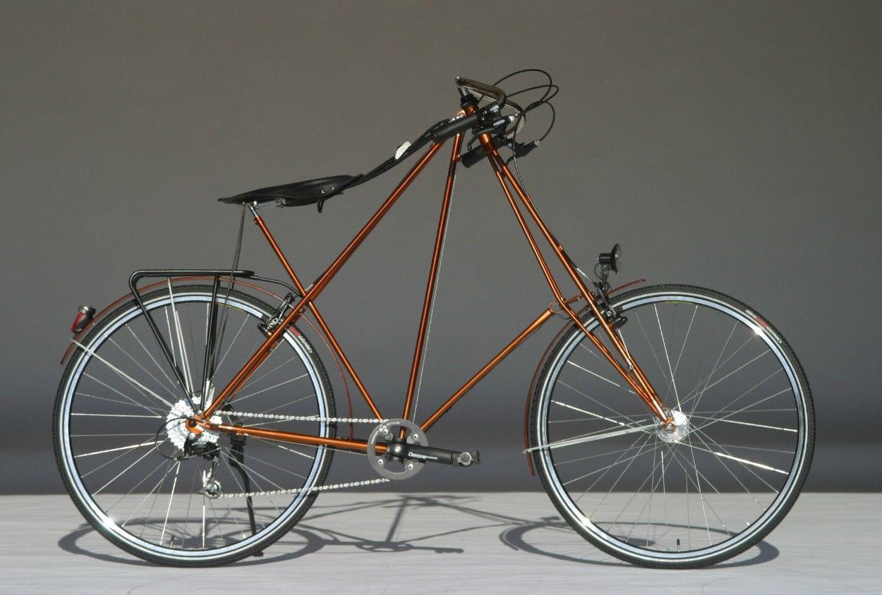 Bike design - Pedersen