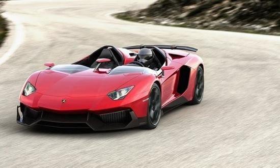 Lamborghini Aventador J Sells for $2.8 Million