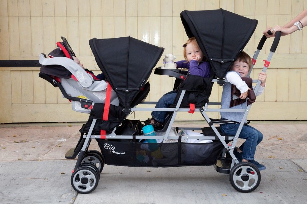 Why Tandem Strolling is the Best Option for Strolling With