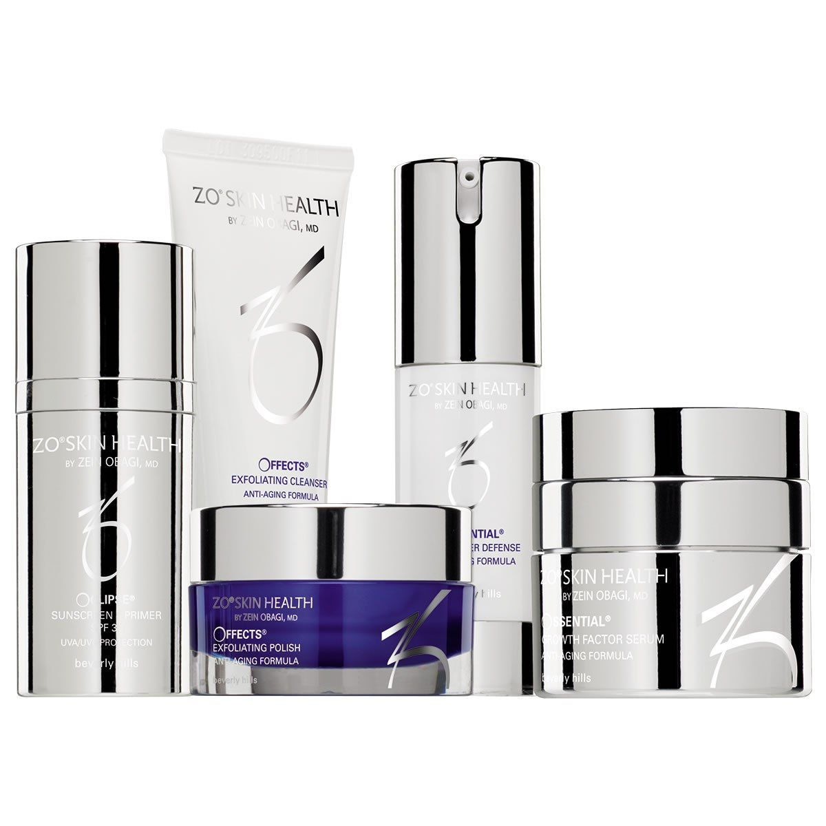Level II AntiAging Program Daily skin care